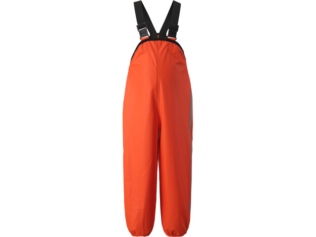 Reima Lammikko Pantalon imperméable Enfant, orange